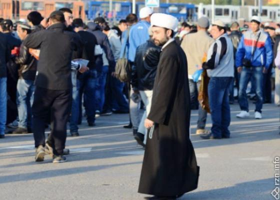Строительство мечети в Рязани