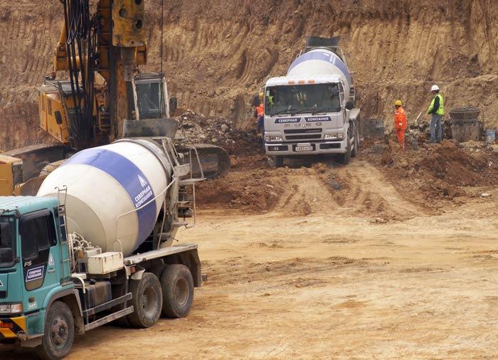 Компания «Микстранс» — жби бетон Рязань, бетон Рязань