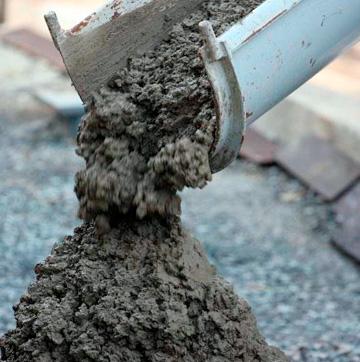 Бетон в Рязани — цена за куб бетона