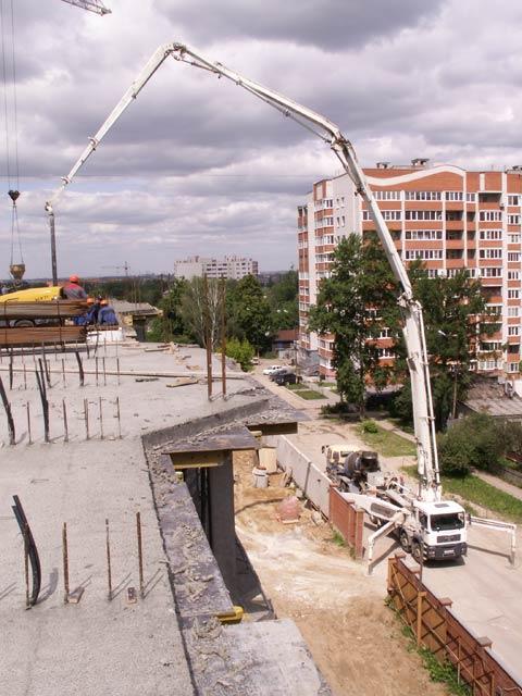 Сохранение влажности бетона